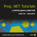 Progressive .NET Tutorials 2015