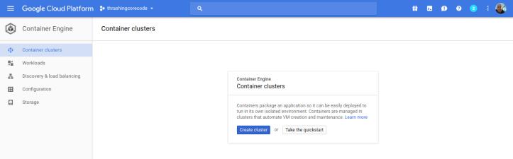 Build a Kubernetes Cluster on Google Cloud Platform with Terraform