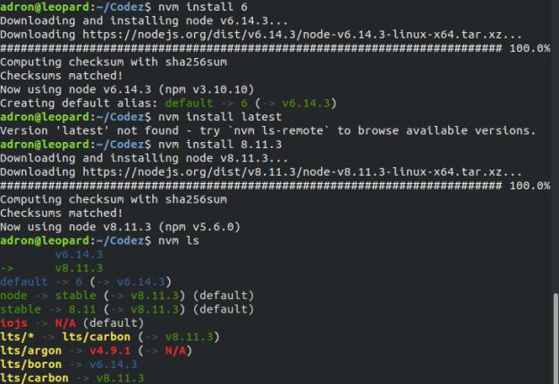 installing-nodejs