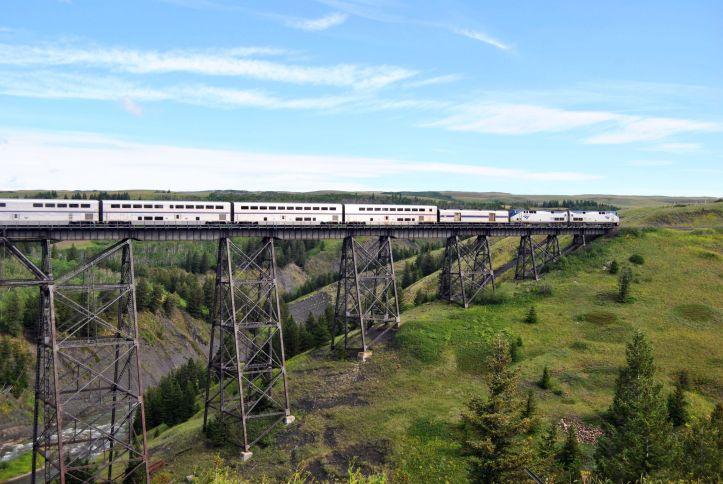 Amtrak Empire Builder